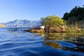 Skadar lake — Stock Photo