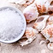 Sea salt — Stock Photo #33571645