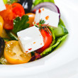 Greek salad — Stock Photo #35110301