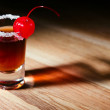Cherry liquor — Stock Photo #38500213