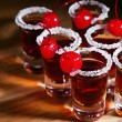 Cherry liquor — Stock Photo #38500219