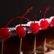 Cherry liquor — Stock Photo #38500261