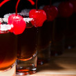 Cherry liquor — Stock Photo #38500303
