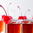Cherry liquor — Stock Photo #38500391