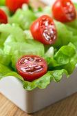 Salada mista — Fotografia Stock