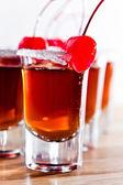 Cherry liquor  — Stock Photo