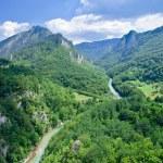 ������, ������: Mountain landscape Montenegro