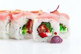 Japanese sushi — Stock Photo