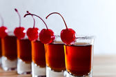 Cherry liquor  — Stock Photo
