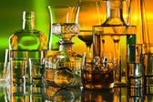 drinks in bar  — Stock Photo