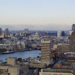 London city panoramic view — Stock Photo #25196923