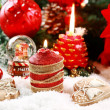 Christmas still life — Stock Photo #12597774