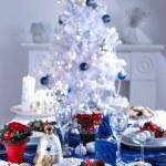Christmas table — Stock Photo #13476964