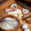 bakning ingredienser — Stockfoto #14698339