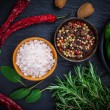 Spices and herbs — Stock Photo #30671677