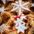 Christmas baking — Stock fotografie #35137977