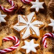 Stockfoto: Christmas baking