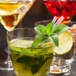 Party cocktails and longdrinks for summer — Stock Photo #48263005