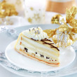 Marchpane cake for Christmas — Stock Photo #7471674