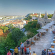 Budapest view — Stock Photo
