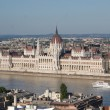 Royalty-Free Stock Photo: Budapest view