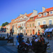 Sandomierz town, Poland — Stock Photo