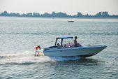 лодка — Стоковое фото