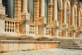 Hektorovic palace på stora torget i hvar, kroatien — Stockfoto