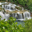 Stock Photo: Krkriver waterfalls in KrkNational Park, Roski Slap, Croatia