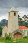 Church of St. Peter, Starigrad - Paklenica, Croatia — Stock Photo