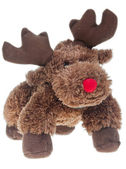 Toy elk — Stock Photo