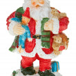 Santa holding — Stock Photo #14638611