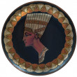Stock Photo: Saucer from Egypt