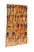 Egyption hieroglyphs — Stock Photo