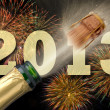 New year 2013 — Stock Photo #12756759