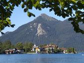Lake Walchensee — Stock Photo