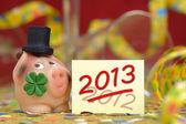 Nový rok 2013 — Stock fotografie