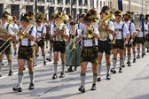 Oktoberfest in Munich — Foto Stock