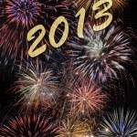 New year 2013 — Stock Photo #13402428