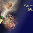 New year 2013 — Stock Photo #13401253