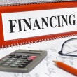 Stock Photo: Financing