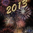 New year 2013 — Foto Stock #13402428