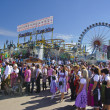 Oktoberfest de Munique — Foto Stock