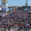 Oktoberfest in Munich — Stockfoto