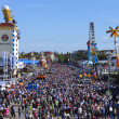 Oktoberfest in Munich — 图库照片