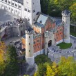 Castle Neuschwanstein — Stock Photo #13745960