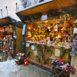 Christmas market — Stockfoto