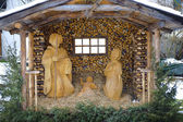 Crèche de Noël — Photo