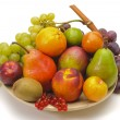 Mixed fruits — Stock Photo #18522573