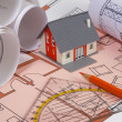 Architecture house building — Stock Photo
